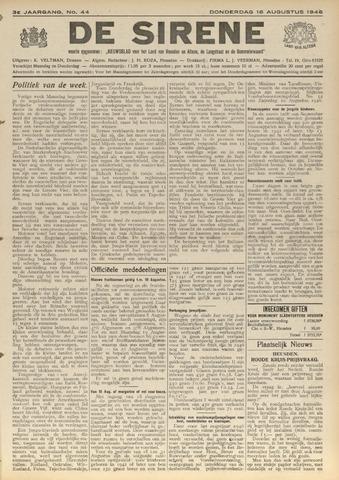 De Sirene 1946-08-15