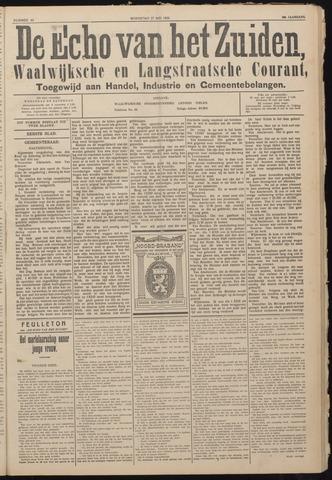 Echo van het Zuiden 1925-05-27
