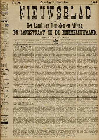 Nieuwsblad het land van Heusden en Altena de Langstraat en de Bommelerwaard 1882-12-02