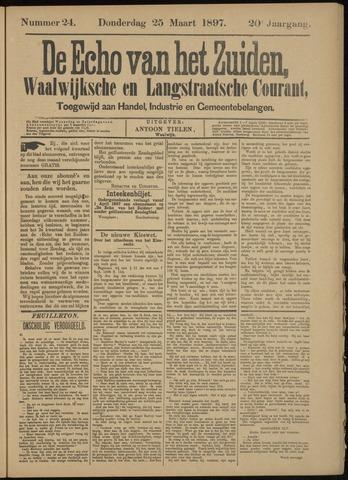 Echo van het Zuiden 1897-03-25