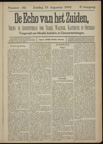 Echo van het Zuiden 1882-08-13