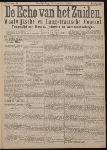 Echo van het Zuiden 1906-01-18