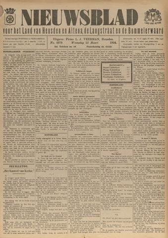 Nieuwsblad het land van Heusden en Altena de Langstraat en de Bommelerwaard 1924-03-12