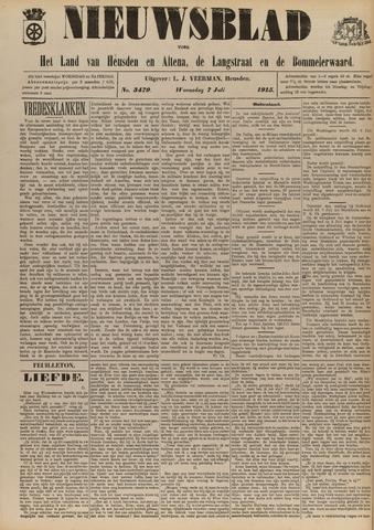 Nieuwsblad het land van Heusden en Altena de Langstraat en de Bommelerwaard 1915-07-07