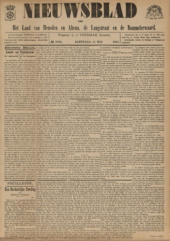Nieuwsblad het land van Heusden en Altena de Langstraat en de Bommelerwaard 1901-05-11