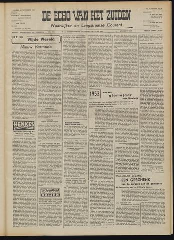 Echo van het Zuiden 1953-11-13