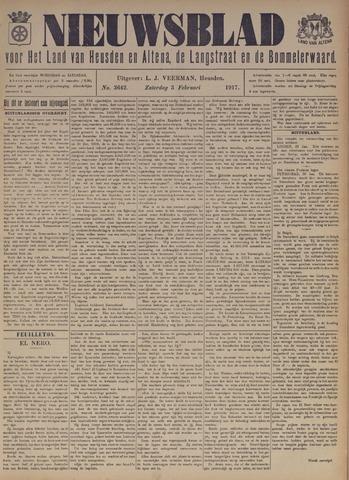 Nieuwsblad het land van Heusden en Altena de Langstraat en de Bommelerwaard 1917-02-03
