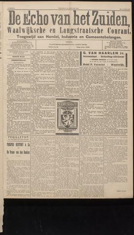 Echo van het Zuiden 1927-01-26
