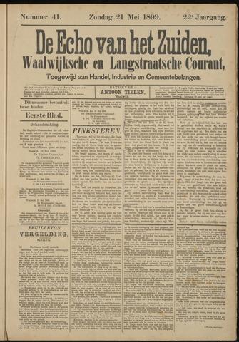 Echo van het Zuiden 1899-05-21