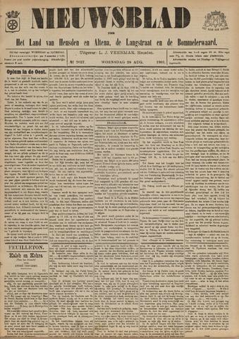 Nieuwsblad het land van Heusden en Altena de Langstraat en de Bommelerwaard 1901-08-28