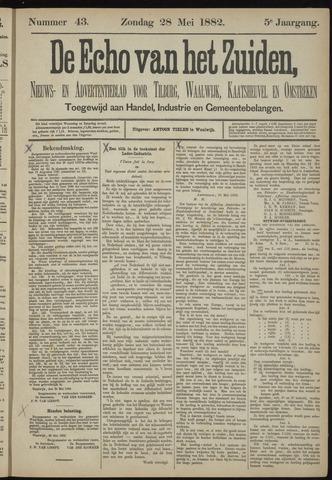 Echo van het Zuiden 1882-05-28
