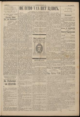 Echo van het Zuiden 1922-03-25