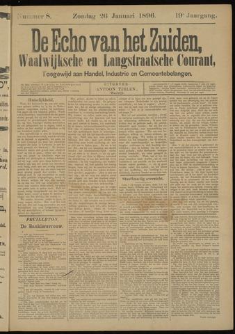 Echo van het Zuiden 1896-01-26