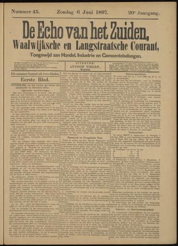 Echo van het Zuiden 1897-06-06