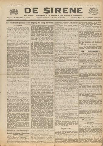 De Sirene 1945-08-24