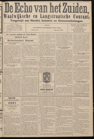 Echo van het Zuiden 1937-10-13