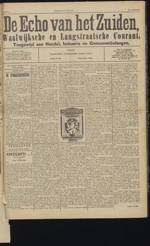 Echo van het Zuiden 1931-06-24