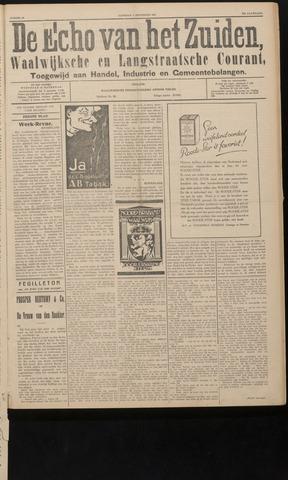 Echo van het Zuiden 1927-09-03
