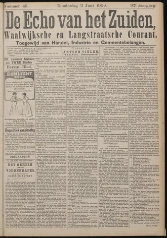 Echo van het Zuiden 1909-06-03