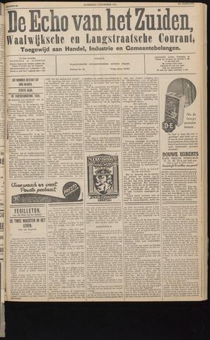 Echo van het Zuiden 1934-11-03