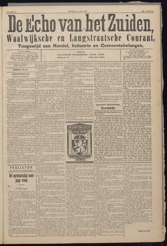 Echo van het Zuiden 1925-07-04