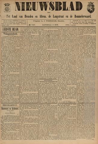Nieuwsblad het land van Heusden en Altena de Langstraat en de Bommelerwaard 1894-10-06