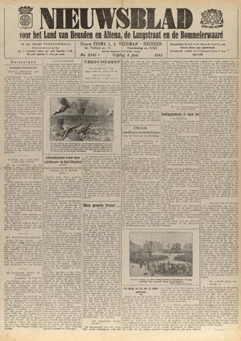 Nieuwsblad het land van Heusden en Altena de Langstraat en de Bommelerwaard 1943-06-04
