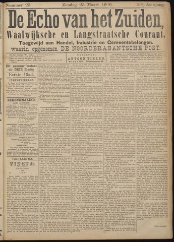 Echo van het Zuiden 1906-03-25