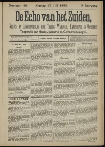 Echo van het Zuiden 1882-07-23