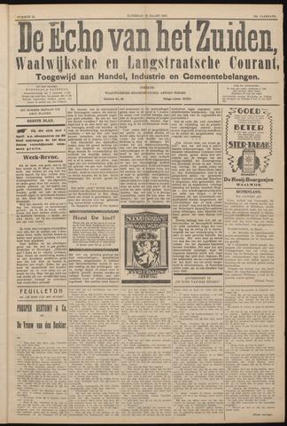 Echo van het Zuiden 1927-03-23