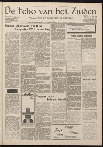 Echo van het Zuiden 1965-08-13