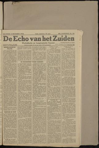 Echo van het Zuiden 1945-12-03