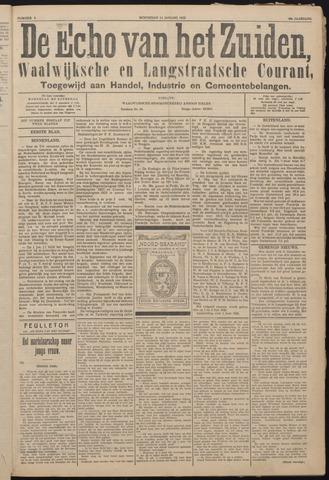 Echo van het Zuiden 1925-01-14