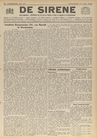 De Sirene 1946-06-17