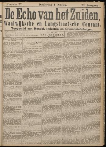 Echo van het Zuiden 1900-10-04