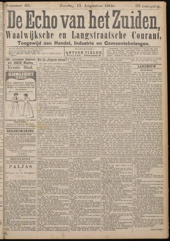 Echo van het Zuiden 1909-08-15