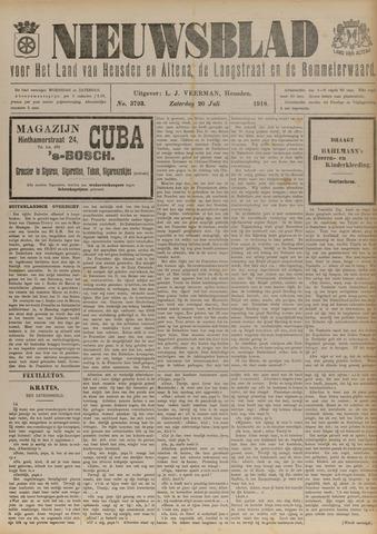 Nieuwsblad het land van Heusden en Altena de Langstraat en de Bommelerwaard 1918-07-20