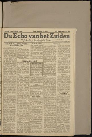 Echo van het Zuiden 1945-12-07