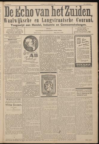 Echo van het Zuiden 1927-12-10