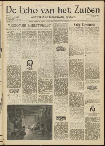 Echo van het Zuiden 1963-12-23