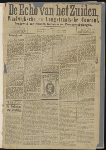 Echo van het Zuiden 1923-01-03