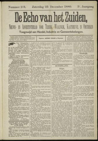 Echo van het Zuiden 1880-12-25