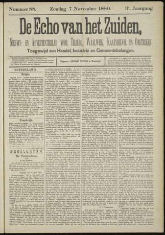 Echo van het Zuiden 1880-11-07