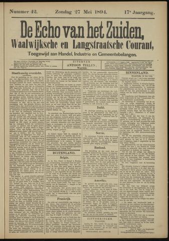Echo van het Zuiden 1894-05-27