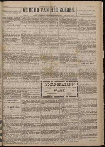 Echo van het Zuiden 1917-10-04