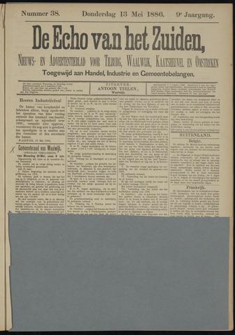 Echo van het Zuiden 1886-05-13