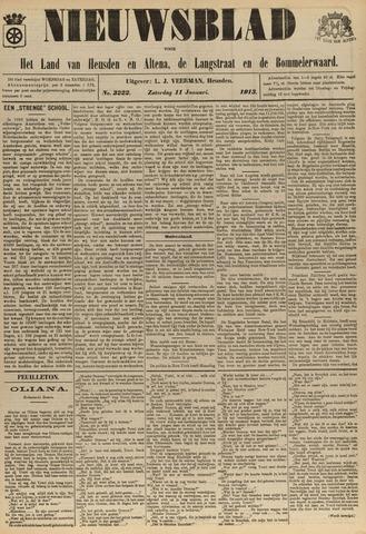 Nieuwsblad het land van Heusden en Altena de Langstraat en de Bommelerwaard 1913-01-11