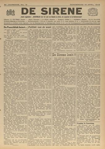 De Sirene 1946-04-18