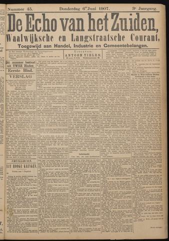 Echo van het Zuiden 1907-06-06