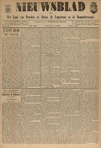 Nieuwsblad het land van Heusden en Altena de Langstraat en de Bommelerwaard 1894-12-08